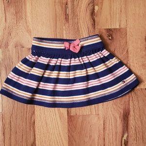 Tommy Hilfiger Stripe Knit Skirt